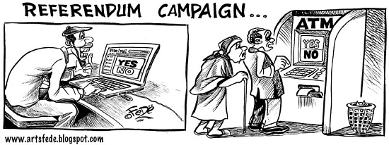 ict in kenya referendum