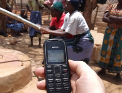 broken pump ict4d