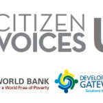 Citizen Voices UK: A Global Conference on Citizen Engagement with the World Bank