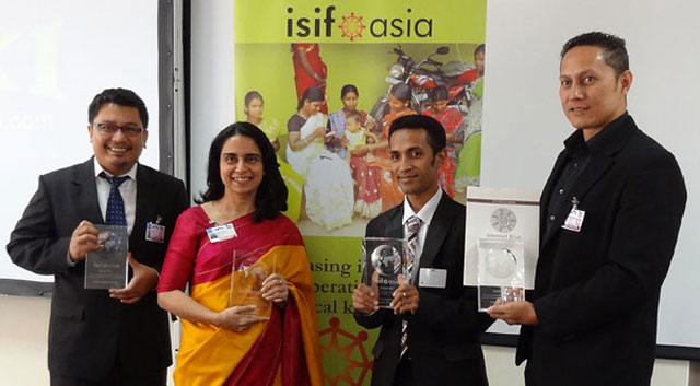  isif.asia/award
