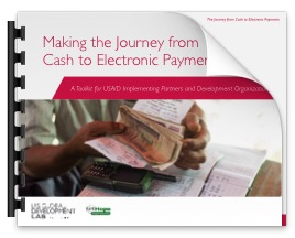 New USAID ToolKit: How Implement Electronic Payments in Development Programs