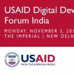 Please RSVP Now: USAID Digital Development Forum India