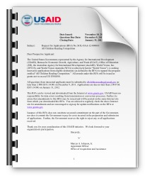 Usaid Request For Proposals All Children Reading Grand Challenge