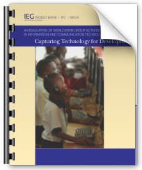 world bank ict4d evaluation