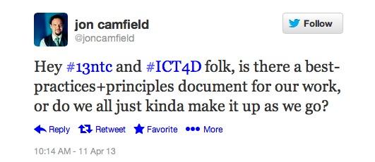 ICT4d_best_practice