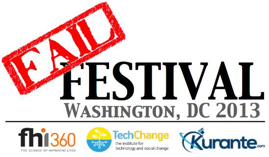 RSVP now for Fail Festival